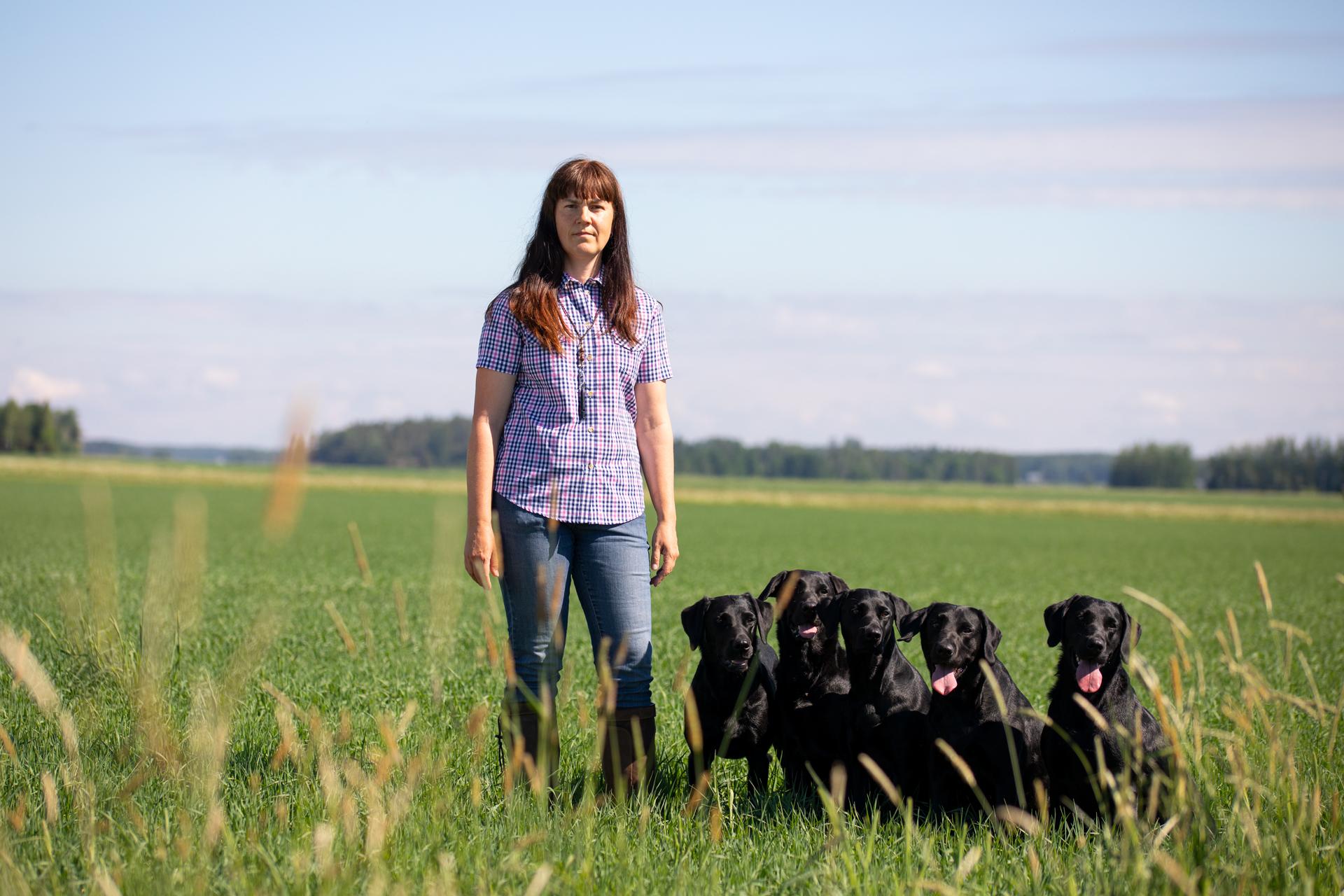 Susanna Särkijärvi Rovio Pet Foods